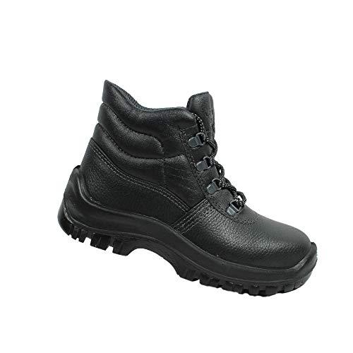 Aimont firenze berufsschuhe businessschuhe s3 sRC chaussures de chaussures de sécurité chaussures de travail noir - Noir - Noir, Taille 37 EU