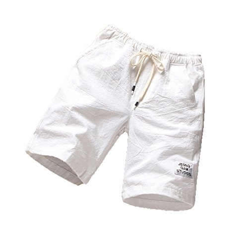 UFACE Shorts Herren Unterwäsche Weiss Shorts Herren Unterwäsche LustigShorts Herren Unterwäsche Schwarz Men's Shorts Swim Trunks Quick Dry Beach Surfing Running Swimming