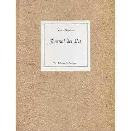 Journal des îles