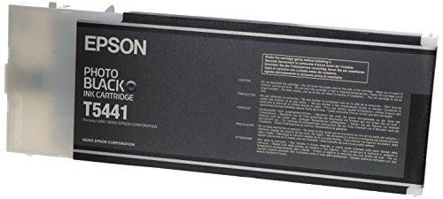 Epson T5441 Cartouche d'encre d'origine Photo Noir pigmenté T544100