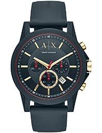 Armani Exchange Analog Blue Dial Men's Watch - AX1335