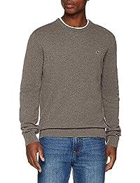 Lacoste Felpe Maglioni it Cardigan Abbigliamento amp; Uomo Amazon Pqw5F