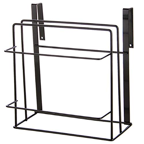 ZRK Küchen-Rack-Finishing-Regal Shelf-Punch-Free Multifunktionsperriges Kreativ-Towel Rack Rack...