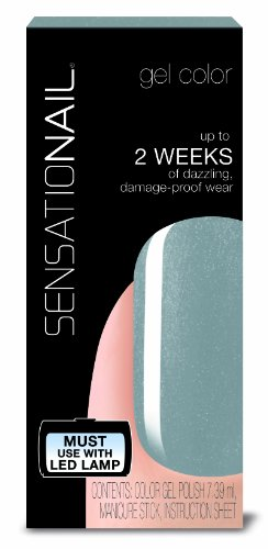 Sensationail Vernis Gel Semi Permanent After Five 7,39 ml