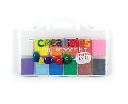 Creatibles DIY Erasers - Set O