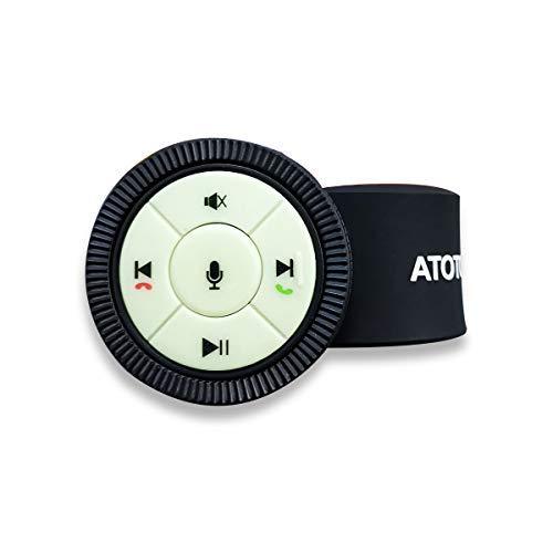 Control de volante inalámbrico de estilo de correa de reloj AC-44F5  (actualizado de AC-44F4) - Solo para modelos seleccionados de estéreo de  automóvil