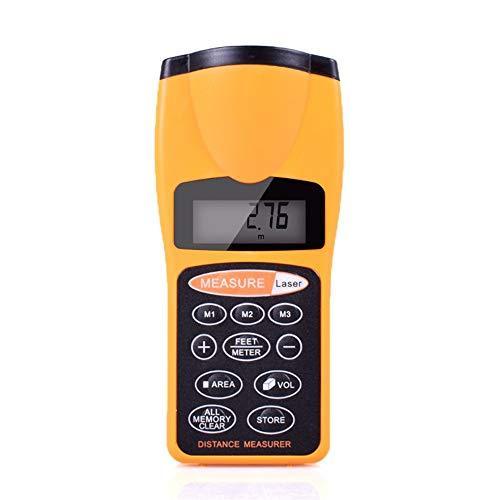 FiedFikt Distanzmesser Digitaler Entfernungsmesser Messgerät Entfernungsmesser -