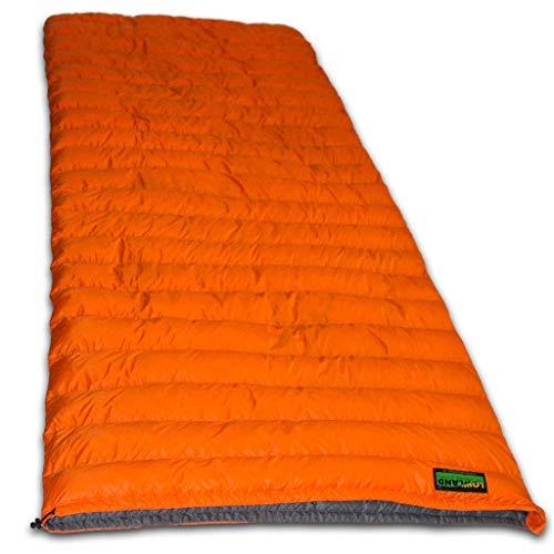 LOWLAND OUTDOOR® Super compact blanket - 590g - 210 x 80 cm +8°C