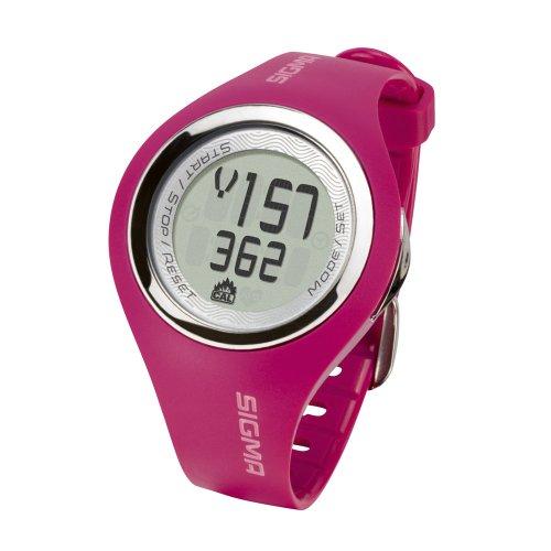 Sigma PC 22.13 - Pulsómetro para mujer, color rosa