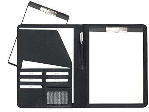 Schreibmappe A4 mit herausnehmbarem Klemmbrett - excl. Marke EuroStyle