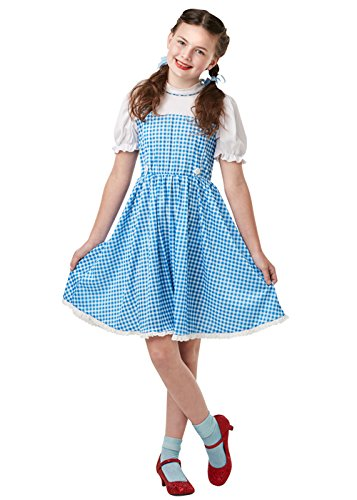 Rubie's Kinderzauberer von Oz Dorothy Kostüm XL (9-10 years)