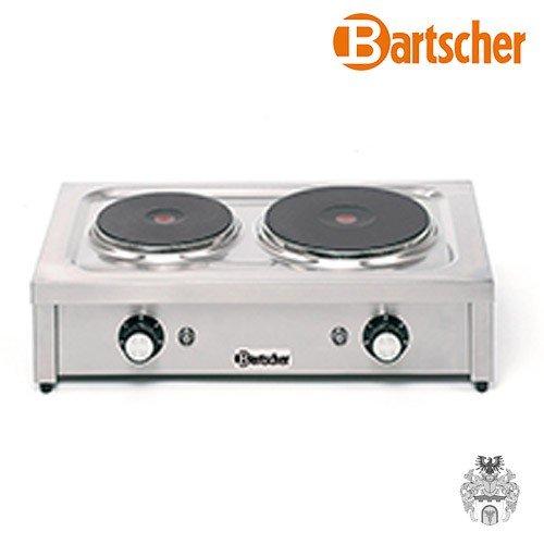Bartscher Kochplatte 2 PL TG 84198180 Art. 105322