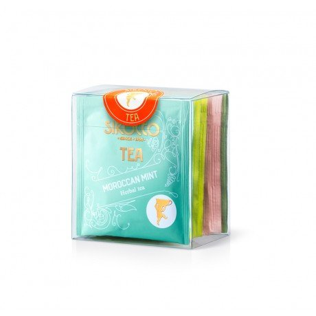 SIROCCO TEA - OLD WORLD SELECTION - 2 PACKS x