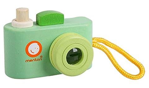Mentari Baby Mein erster Fotoapparat Kamera aus Holz ab 12 Monate
