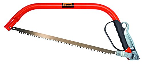 G-Man Bogensäge, rot, 45cm Sägen