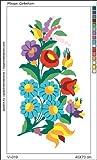Maya Gobelin WTD VI-019 Sticker pour Rabot Motif Hongrois 40 x 70 cm