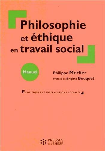 Philosophie et éthique en travail social