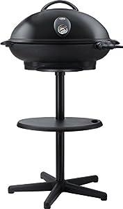 Steba VG 350 BIG, Negro, Plata, 10500 g, 670 x 570 x 1070 mm - Parrilla de Steba