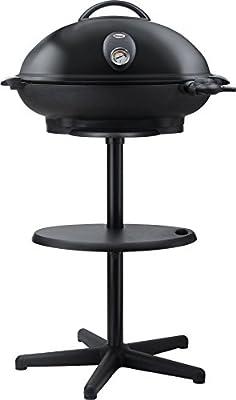 Steba VG 350 BIG Barbecue Säulengrill mit Haube von Steba