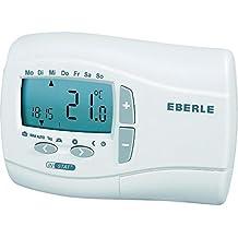 Eberle Termostato de ambiente inalámbrico Instat+ 868 Transmisor de radio, Modelo sucesor zu INSTAT 868-r