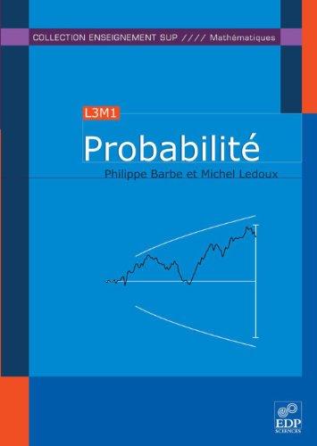 Probabilité (L3M1) (Enseignement sup)