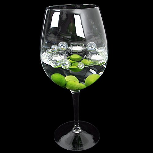Glas Pokal / Bowleglas Catier Höhe 50cm Ø 17cm. Weinglas in XXL zur Dekoration in Klarglas von...