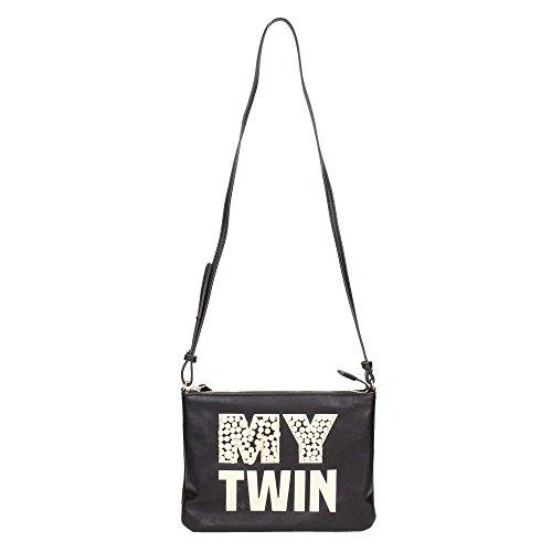 My Twin By Twin Set 7PBN Borse Accessori Nero