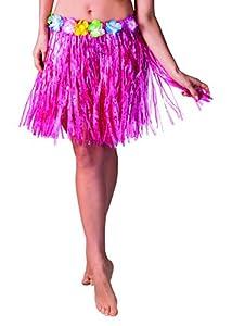Boland 52420 - Hawaii falda, alrededor de 45 cm, un tamaño, rosa