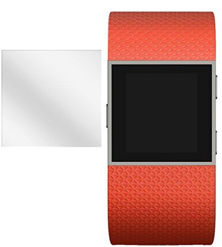 dipos I 6x Schutzfolie klar passend für FitBit Surge Folie Bildschirmschutzfolie