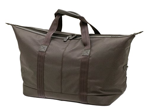 Davidts Business Bag Reisetasche Sporttasche 66x36x27cm travel 1680D POLYSTER Braun 262 011 Bowatex (Bag Travel Tsa)