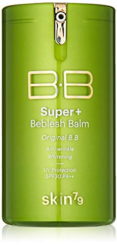 SKIN79 Super Plus Beblesh Balm Triple Function Green BB (SPF30/PA++) 40g by SKIN79