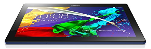 Lenovo TAB2 A10-30 25,65 cm (10,1 Zoll HD IPS) Media Tablet (QC APQ8009 Quad-Core Prozessor, 1,3GHz, 2GB RAM, 16GB eMMC, 2MP +  5MP Kamera, Touchscreen, Dolby Atmos Sound, Android 5.1) midnight blau - 3