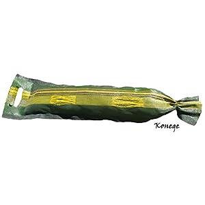 5 Silosäcke 25cm x 100cm mitTragegriffen und Zurrband Sandsack Silosack