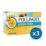 Pollingel Pappa Reale 30 Flaconcini da 10 ml - [ Formato Convenienza ]