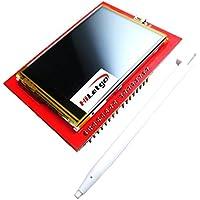 HiLetgo® Pantalla táctil TFTLCD de 2,4 pulgadas ILI9341 240 x 320 para Arduino UNO MEGA