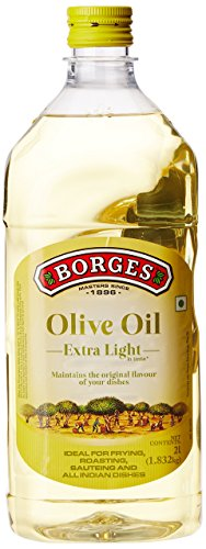 Borges Olive Oil Extra Light Flavour, 2L
