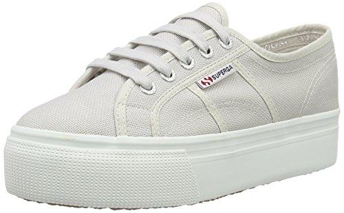Superga 2790ACOTW Linea UP And Down, Sneaker Donna, Grigio (Grey Seashell G04), 38 EU