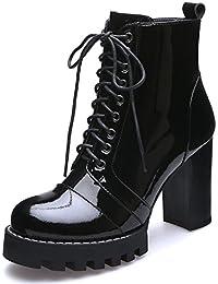 online store eead7 80a95 Suchergebnis auf Amazon.de für: lack stiefeletten damen ...