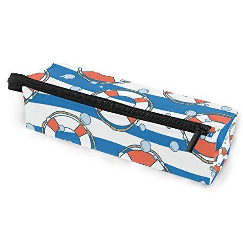Sonnenbrillen Soft Protector Box Rhombus Federmäppchen Etui Schwimmring Multifunktionstasche mit Reißverschluss für Studenten, Kinder, Jugendliche, Mädchen, Frauen, Männer, Jungen