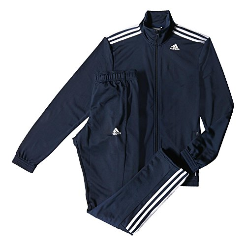 adidas Herren Trainingsanzug Entry, collegiate navy/white, 7, S22638