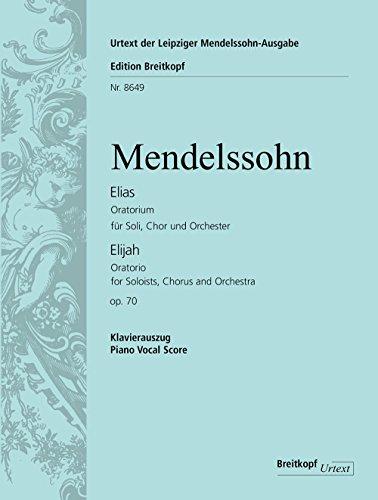 Elias Op.70 (d/E)
