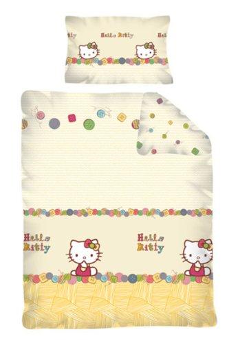 Hello Kitty Babybettwäsche (Hello Kitty Baby Bettwäsche)