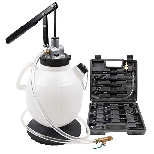 SLPRO ATF - Dispositivo di riempimento dell'olio con 15 adattatori DSG CVT