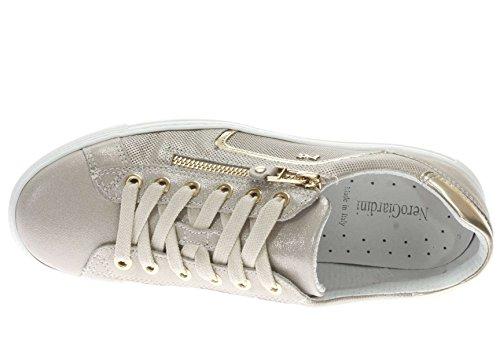 Nero Giardini Donna Sneaker P805262D 505 Sneaker in Pelle Savana