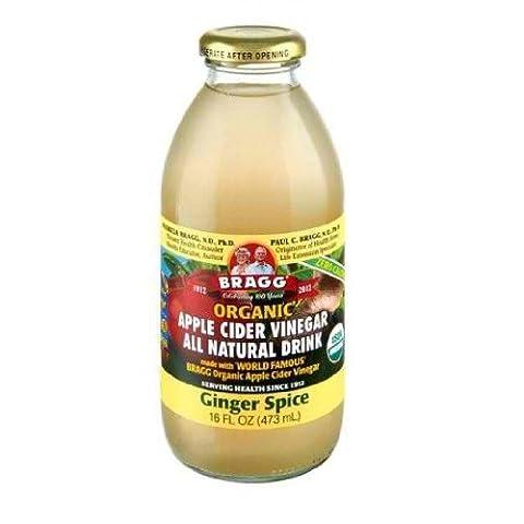 Apple Cider Vinegar Drink - Ginger Spice - 473ml