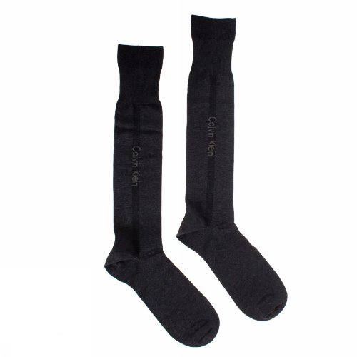 Calvin Klein Mens Knee High Basic E91317 387 Herren Mode Socken [UNICA IT]