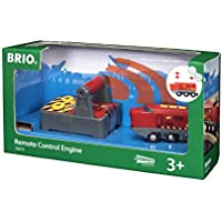 Brio World - 33213 - TRAIN EXPRESS RADIOCOMMANDE