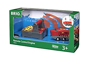 BRIO RC Train Engine