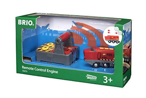 Brio World – 33213 – TRAIN EXPRESS RADIOCOMMANDE