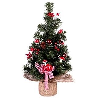 Destello S.L. Árbol de Navidad Decorado 50cm